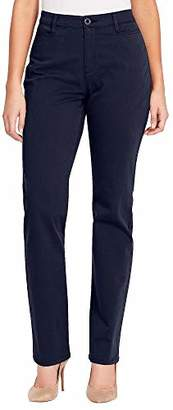 0911327789f85 Gloria Vanderbilt Women s Amanda Polished Trouser Pant