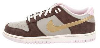 Nike Girls' Low-Top Dunk Sneakers w/ Tags