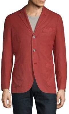 Boglioli Classic Wool Jacket
