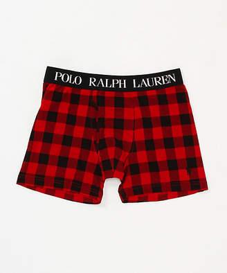 Polo Ralph Lauren (ポロ ラルフ ローレン) - [POLO RALPH LAUREN (雑貨)] 【紳士大きいサイズ】ボクサーブリーフ(RM3-L304)