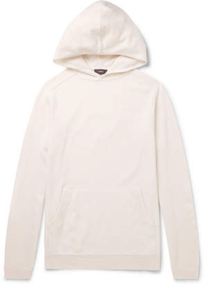 Theory Alcos Cashmere Hoodie