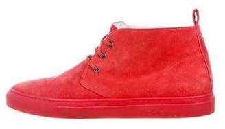 Del Toro Suede Chukka Sneakers