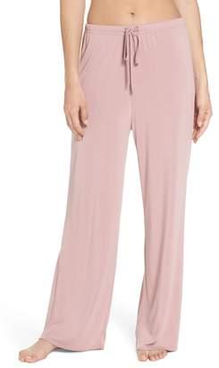 Topshop Cupro Pajama Pants