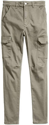 H&M Cargo Pants - Green