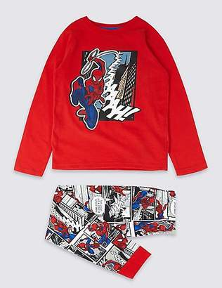 Marks and Spencer Spider-ManTM Pyjamas (2-8 Years)