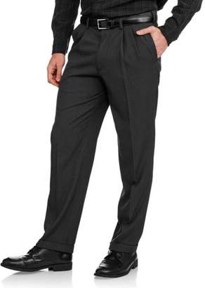 George Men's Pleated Dress Pant