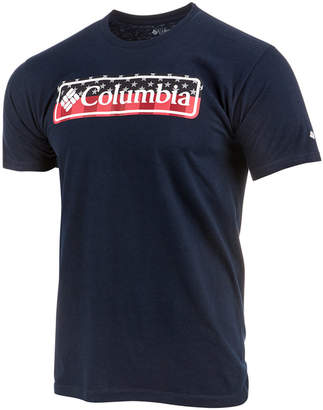 Columbia Men's Gemini Logo-Print T-Shirt