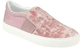 Marc Fisher Calie Print Slip-On Sneaker
