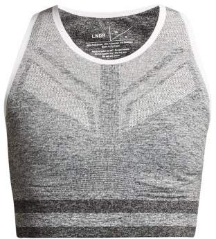 Lndr - Shape Sports Bra - Womens - Grey