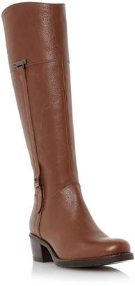 Roberto Vianni LADIES TIPTREE - Buckle Trim Leather Riding Boot