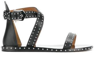 Givenchy studded gladiator sandals