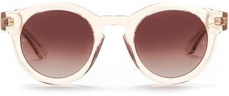 Sunday Somewhere x Rebecca Taylor Isabel Sunglasses $270 thestylecure.com