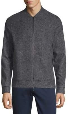 HUGO BOSS Salea Textured Jacket