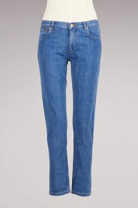 A.P.C. Stretch Cropped Jeans