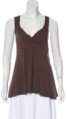 MICHAEL Michael Kors Sleeveless V-Neck Top