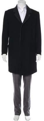 Theory Wool Car Coat