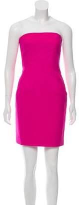Michael Kors Virgin Wool Mini Dress