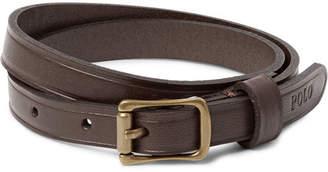 Polo Ralph Lauren Leather Wrap Bracelet