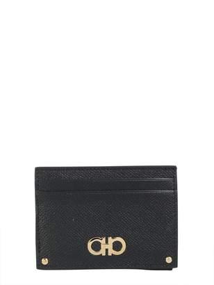 Salvatore Ferragamo Gancini Card Holder