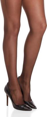 Calvin Klein Black Ultimate Sexy Sheer Thigh-Highs
