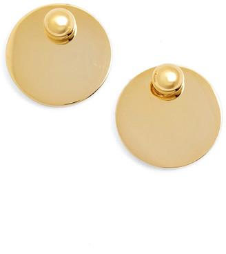 Trina Turk Disco Stud Earrings $58 thestylecure.com