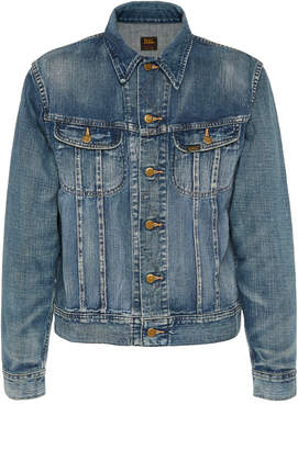 Ralph Lauren RRL Distressed Denim Jacket Size: S