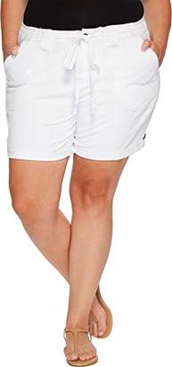 Jag Jeans Women's Plus Size Adeline Short