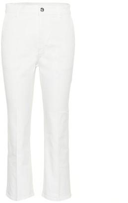 Altuzarra Adler high-rise bootcut jeans
