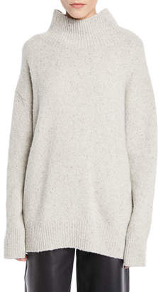 Vince Oversized Turtleneck Cashmere Sweater