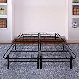 Best Price Mattress Premium Steel Platform Bed Frame / Bed Raiser / Box Spring Replacement / Maximum Under-bed Storage Multiple Sizes