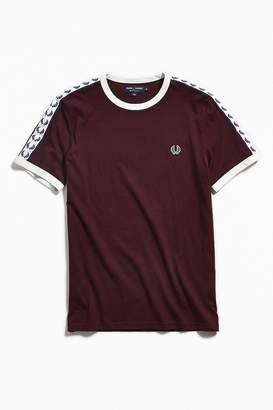 Fred Perry Taped Ringer Tee