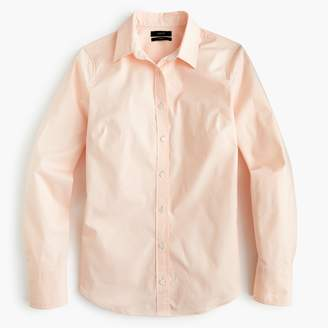J.Crew Tall slim perfect shirt in stretch cotton