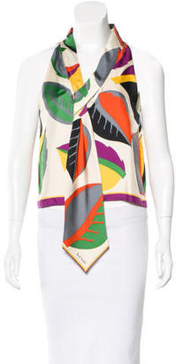 Paul Smith Silk Printed Top w/ Tags $75 thestylecure.com