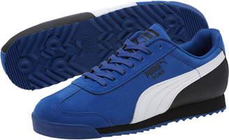 Roma Retro Nubuck Sneakers