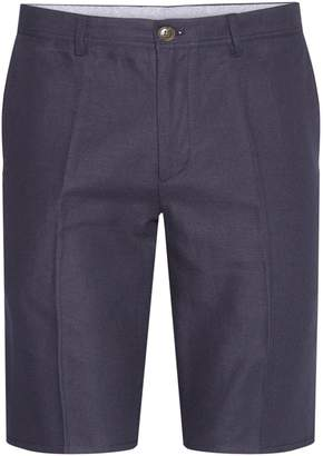 Linea Men's Homerton Linen Cotton Short