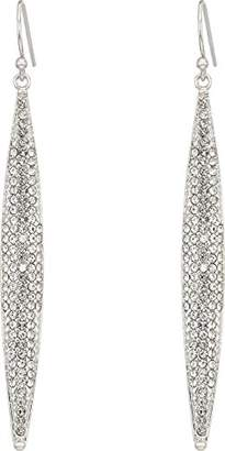 Vince Camuto Women's Crystal Pave Spear Earrings