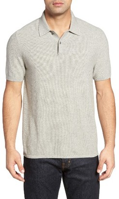 Men's John W. Nordstrom Polo Sweater $79.50 thestylecure.com