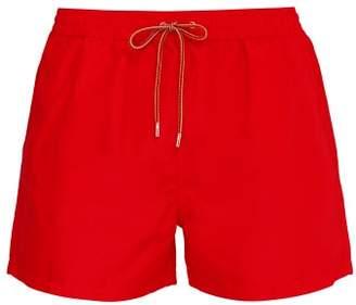 Paul Smith Classic Swim Shorts - Mens - Red