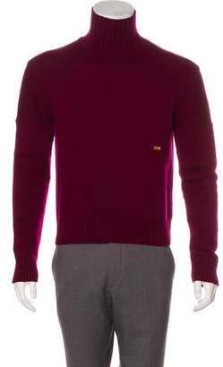 Calvin Klein Cashmere Turtleneck Sweater