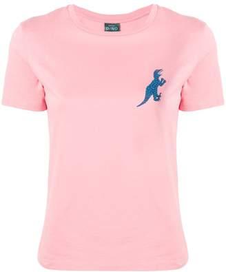 Paul Smith dinosaur logo T-shirt