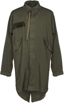 Alpha Industries INC. Overcoats