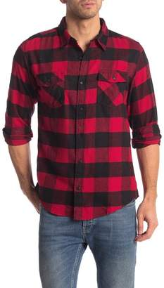 Burnside Flannel Regular Fit Shirt