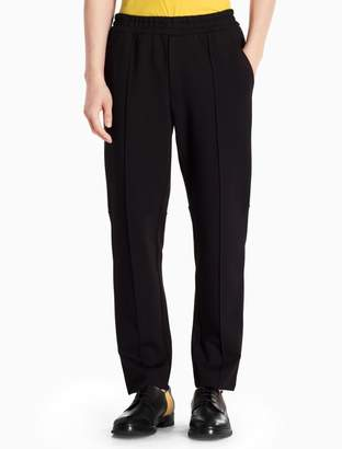 Calvin Klein rayon stretch knit pants