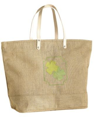 Limited Edition Lucky Clover Tote