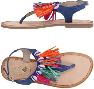 Chipie Toe strap sandals - Item 11521078OW