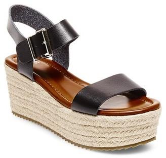 Mossimo Supply Co. Women's Nonie Metallic Flatform Espadrille Sandals - Mossimo Supply Co. $29.99 thestylecure.com