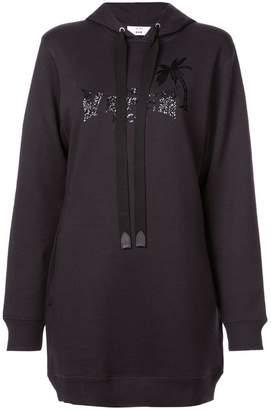 Coach Viper Room hoodie dress