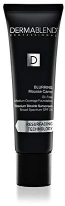 Dermablend Blurring Mousse Camo Oil-Free Foundation with SPF 25