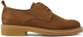Ami Suede derby shoes