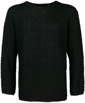 Issey Miyake Homme Plissé knitted sweater